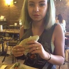 Photo taken at Borgia II Cafe by Meir S. on 8/25/2014