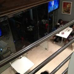 Photo taken at La Gelateria Iberia by Tokoloko M. on 12/24/2012