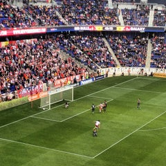 Photo taken at Red Bull Arena by Alban L. on 5/19/2013