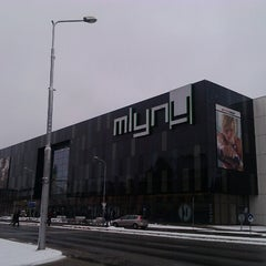 Photo taken at Galéria MLYNY by Sabina J. on 2/4/2013