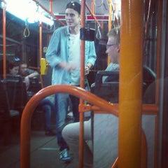 Photo taken at Ortenovo náměstí (tram) by Ondřej H. on 7/5/2013
