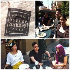 Photo taken at Corner Bakery Cafe by pam on 4/21/2013