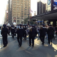 Photo taken at Macy's Parade & Entertainment Group by Joy S. on 11/24/2011
