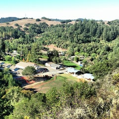 Photo taken at URJ Camp Newman by Joshua C. on 9/8/2013
