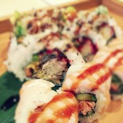 Photo taken at Linn Japanese Restaurant by tomomi m. on 3/10/2013