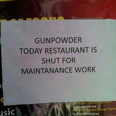 Photo taken at Gunpowder by TTA on 9/19/2013