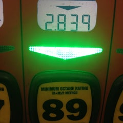 Photo taken at Kroger Gas by Jim S. on 12/27/2012