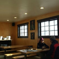 Photo taken at Anjou Bakery by Anna C. on 2/16/2014