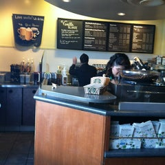 Photo taken at Starbucks by Silja T. on 1/20/2013