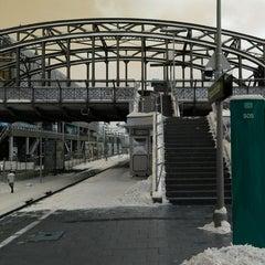 Photo taken at S Hackerbrücke by an_den on 2/13/2013