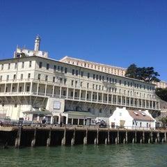 Photo taken at Alcatraz Island by Sam G. on 6/14/2013