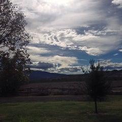Photo taken at Prado Regional Campground by nina o. on 11/23/2013