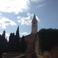 Photo taken at Pienza by Аndrey О. on 9/3/2015