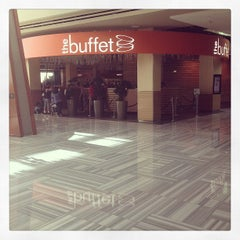 Photo taken at The Buffet at ARIA by Kwan L. on 4/3/2013