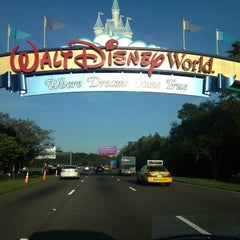 Photo taken at Walt Disney World Resort by Andres G. on 10/10/2012
