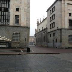 Photo taken at Fontana del Po by Scienza on 12/26/2012