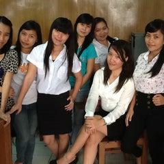 Photo taken at Fakultas Ekonomi UNIMA by Steffina P. on 4/2/2013