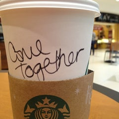 Photo taken at Starbucks by Kelly C. on 12/30/2012