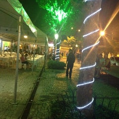 Photo taken at Praça de Guaramiranga by Izakeline R. on 1/26/2013