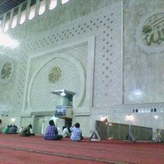 Photo taken at Masjid Istiqlal by Arsyad I. on 2/23/2013