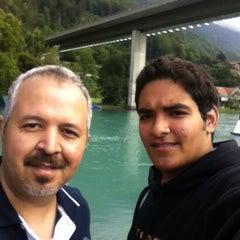 Photo taken at Harbour Interlaken Ost by mohammed s. on 8/13/2013