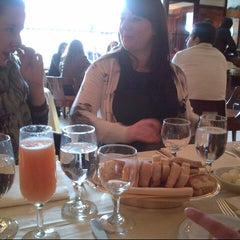 Photo taken at Harry Cipriani by Esra E. on 3/1/2013