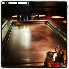 Photo taken at Genji Japanese Steakhouse - Dublin by Christopher H. on 3/1/2013