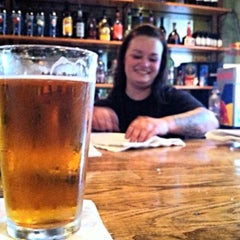 Photo taken at Stoney Badger Tavern by Brewer S. on 8/15/2014
