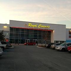 Photo taken at Royal Cinemas by Rami K. on 1/11/2013