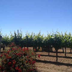 Photo taken at Balletto Vineyards & Winery by Sparrow F. on 5/13/2013
