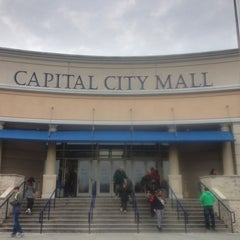 Photo taken at Capital City Mall by Andrew A. on 12/16/2012