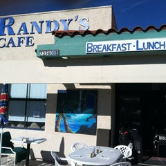 Photo taken at Randy's Cafe by Lady G. on 12/31/2012