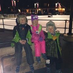 Photo taken at Dercum Square Ice Rink by Jennifer V. on 12/1/2013