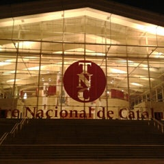 Photo taken at Teatre Nacional de Catalunya by Alba on 1/11/2013
