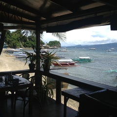 Photo taken at Capt'n Gregg's Dive Resort by Alex D. on 9/13/2013