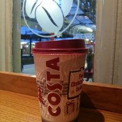 Photo taken at Costa Coffee by Simon C. on 1/11/2013