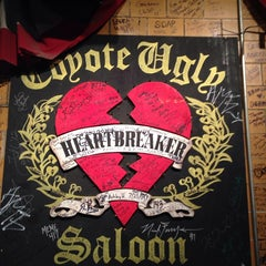 Photo taken at Coyote Ugly Saloon by Juan F. on 8/24/2014