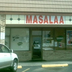 Photo taken at Masala Restaurant by Denver Westword on 8/5/2014