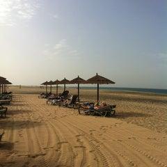 Photo taken at Melia Tortuga Beach by Elena D. on 12/30/2012