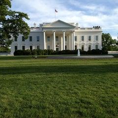 Photo taken at The Ellipse — President's Park South by Ольга Ш. on 6/16/2013
