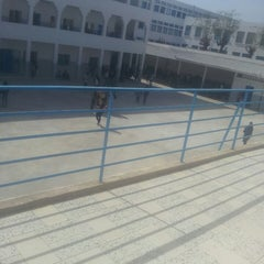 Photo taken at ESSEC Tunis by Oussèma A. on 10/16/2014