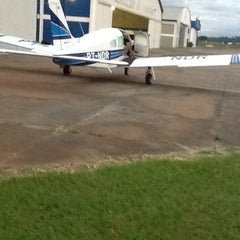 Photo taken at Aeroporto Estadual Campo dos Amarais (CPQ/SDAM) by Rudson A. on 1/31/2013