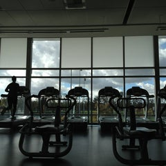 Photo taken at Student Recreation and Wellness Center by Julie C. on 3/8/2013
