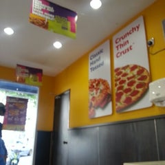 Photo taken at Domino's Pizza by Nja I. on 4/20/2013
