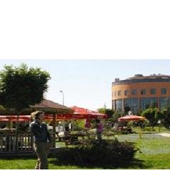 Photo taken at Başkent Üniversitesi by Abdullah D. on 12/28/2012