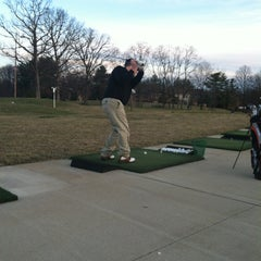 Photo taken at Reston National Golf Course by Dorothy W. on 2/12/2013