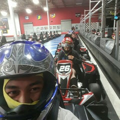 Photo taken at K1 Speed Carlsbad by Andre Moose G. on 6/7/2015