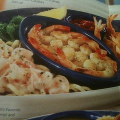 Photo taken at Red Lobster by Anita C. on 10/21/2012