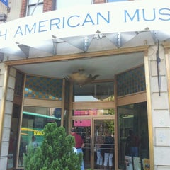 Photo taken at Swedish American Museum by Matt Y. on 9/16/2012