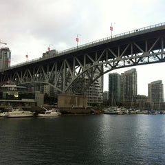 Photo taken at Granville Island by Pablo E. on 2/17/2013